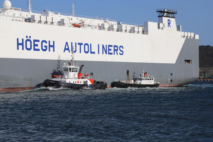 RCC America, by Keith Betts, featured in Africa PORTS & SHIPS maritime news