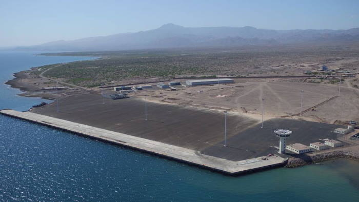 The new port of Tadjoura in Djibouti, featured in Africa PORTS & SHIPS maritime news