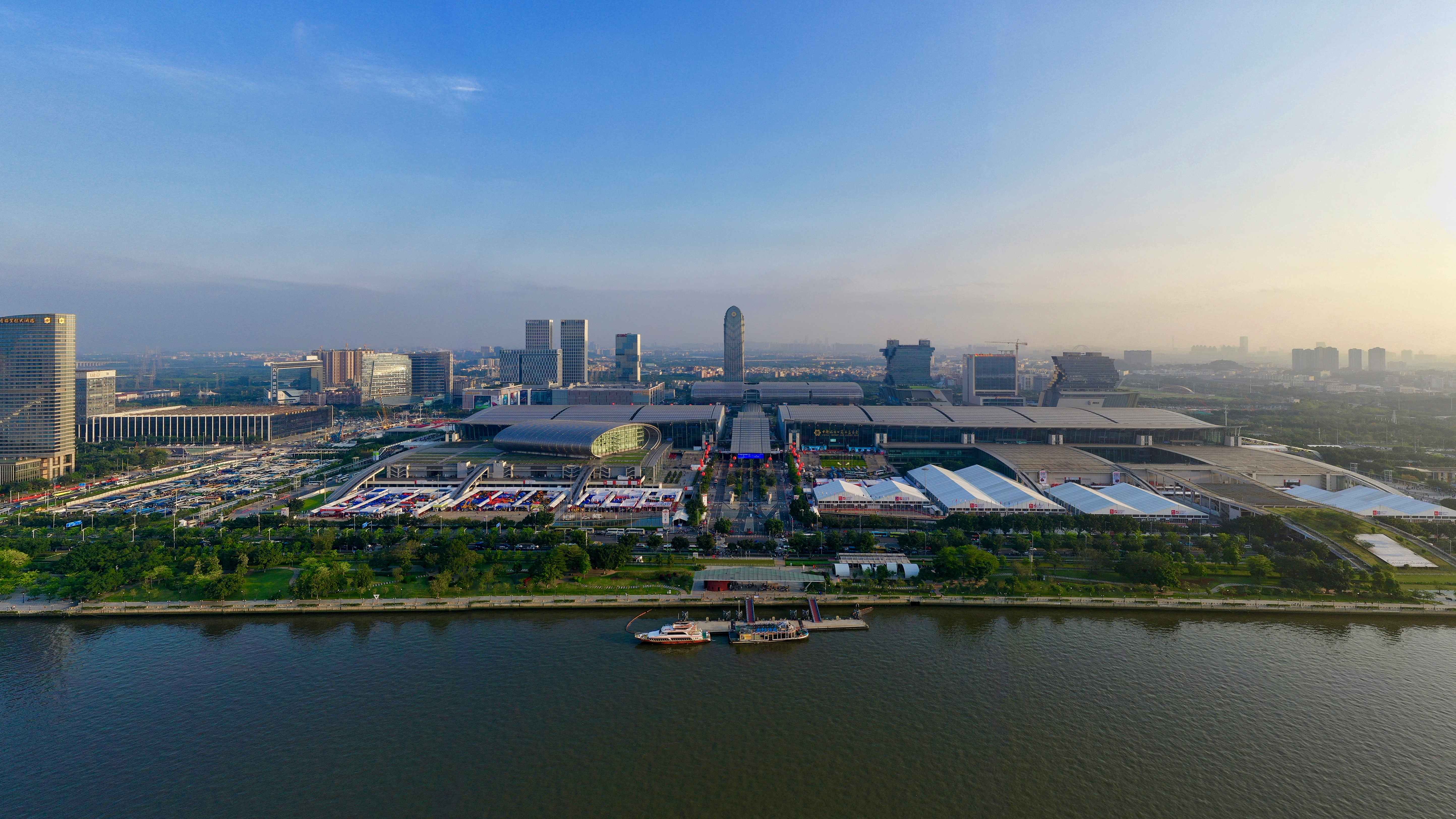 Canton Fair featured in Africa PORTS & SHIPS maritime news