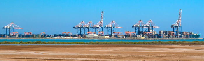 Port of Djibouti, featured in Africa PORTS & SHIPS maritime news