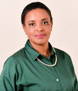 Portia Derby, Transnet Group Chief Executive, featured in Africa PORTS & SHIPS maritime news