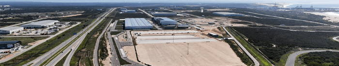 Coega Developmemnt Corp near Port Elizabeth, featuring in Africa PORTS & SHIPS maritime news
