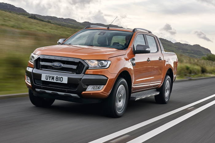 Ford Ranger bakkie, featured in Africa PORTS & SHIPS maritime news