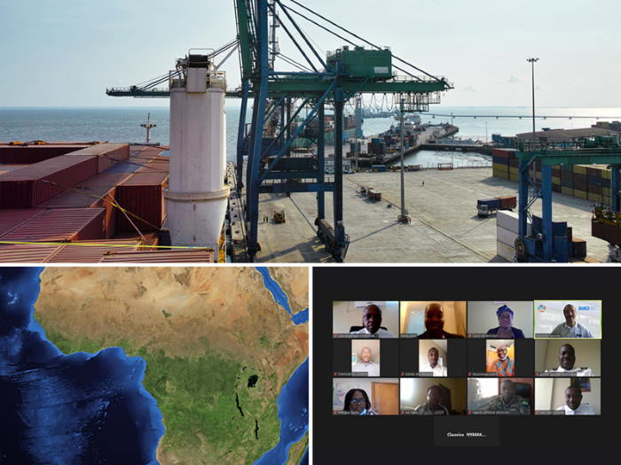 IMO Gabon security issue featured in Africa PORTS & SHIPS martime news