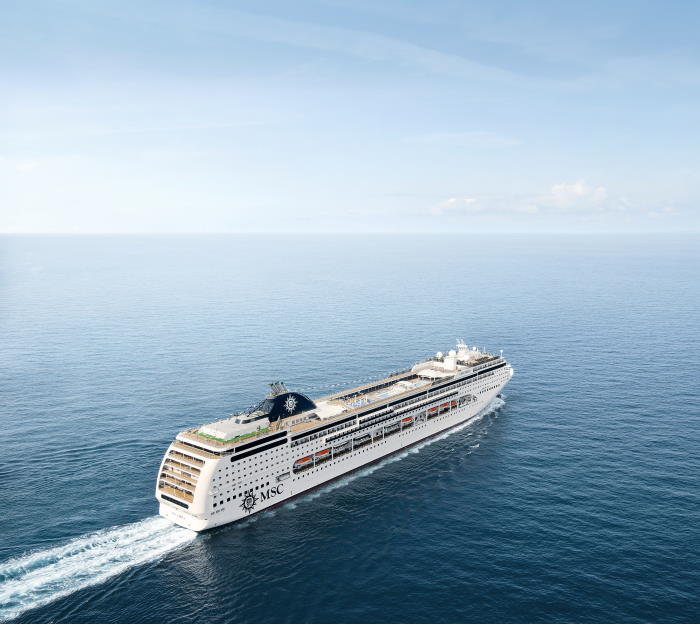 MSC Lirica set to sail out of Cape Town, featured in Africa PORTS & SHIPS maritime news