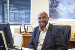 Moshe Motlohi, Durban port manager featured in Africa PORTS & SHIPS maritime news