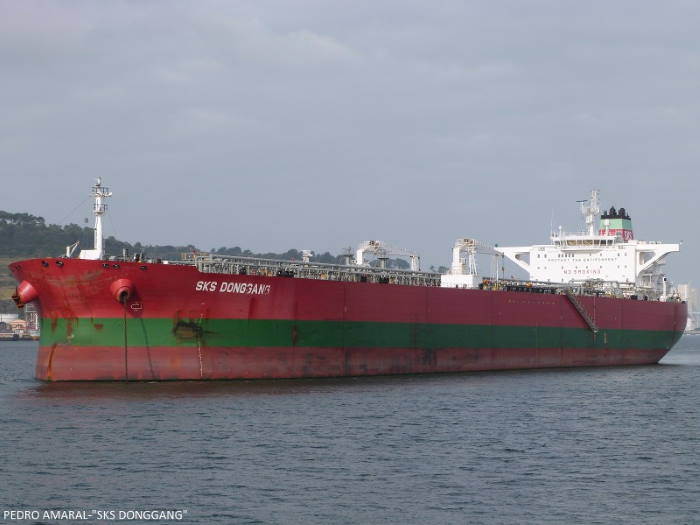 SKS Donggang. Picture courtesy Shipspotting - Pedro Amaral, featured in Africa PORTS & SHIPS maritime news