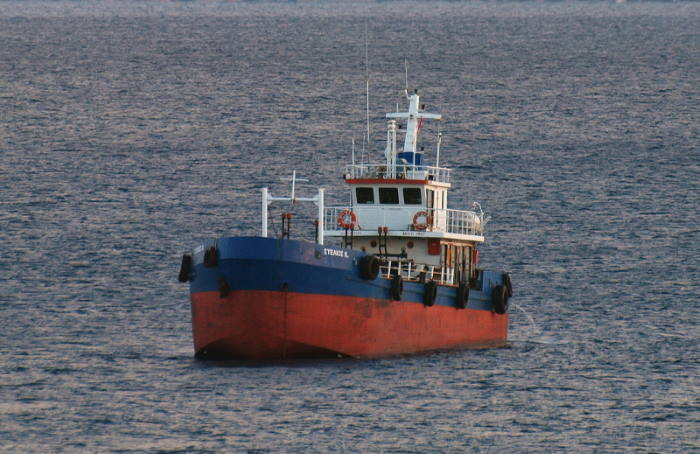 Stelios K. Picture by David Mortimer, courtesy Shipspotting, featured in Africa PORTS & SHIPS maritime news