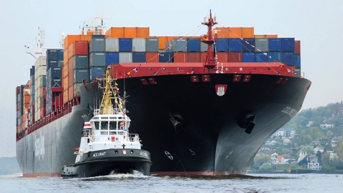Hapag-Lloyd's Colombo Express, featuring in Africa PORTS & SHIPS maritime news