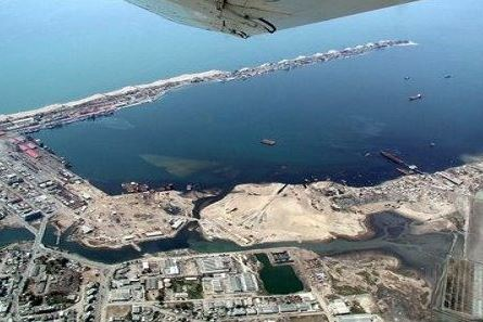 Aerial view of the impressive Lobito Bay, featuring in Africa PORTS & SHIPS maritime news
