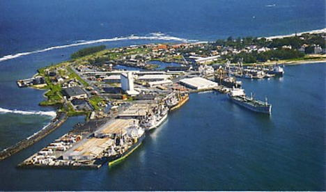 Toamasina, featured in Africa PORTS & SHIPS maritime news