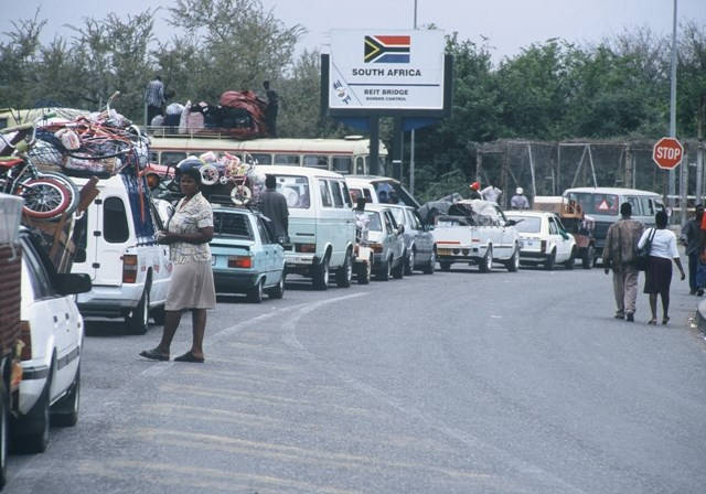 SA border crossings, featuring in Africa PORTS & SHIPS maritime news