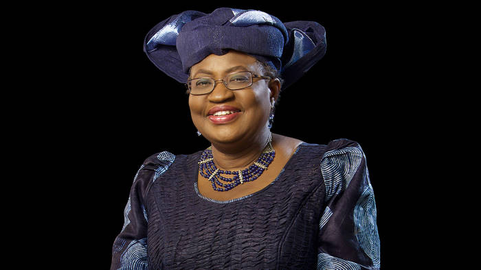 Dr Ngozi Okonjo-Iweala of Nigeria, first woman & first African to be elected as Secretary General of the WTO, as featured in Africa PORTS & SHIPS maritime news