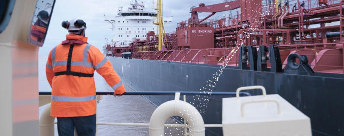 """The white paper identifies a looming """"safety gap"""" between shipping's existing approach to safety risks and its ambitions for greater digitalisation and the adoption of alternative fuels, Featured in a report carried in Africa PORTS & SHIPS maritime news"""