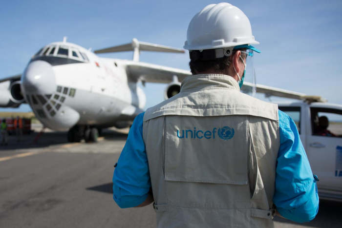 UNICEF/UN0375879/Vera©, featured in Africa PORTS & SHIPS maritime news