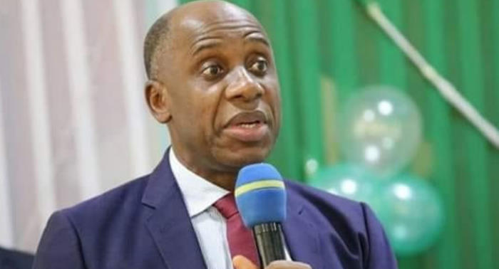 Nigeria's Transportation Minister, Rotimi Amaechi, feated in Africa PORTS & SHIPS maritime news