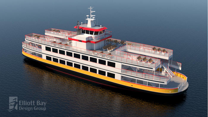 Casco Bay Lines new ferry will feature ABB's hybrid-electric power and propulsion solutions, as featured in Afric PORTS & SHIPS maritime news
