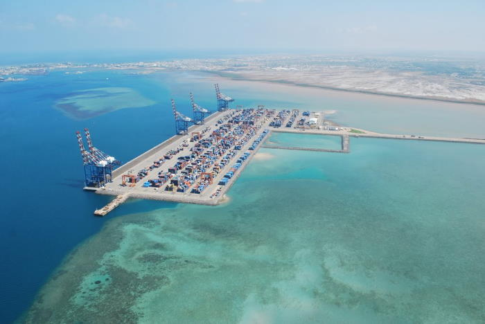 Doraleh container terminal, judged the Best in Africa, and featured in Africa PORTS & SHIPS maritime news