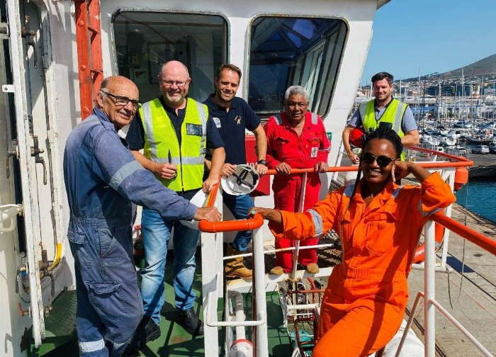 Crew differences such as nationality, gender, and age can affect the success of social activities on board. Understanding the impacts of demographics can help in the design of inclusive, engaging activities for the whole crew to enjoy. Picture: IMO Women in Maritime - Makhosi Mbokazi©, appearing in Africa PORTS & SHIPS maritime news