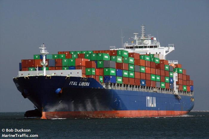 Ital Libera. Picture by Duckson - MarineTraffic, and featured in Africa PORTS & SHIPS maritime news