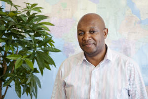 Moshe Motlohi, Durban Port General Manager. featured in Africa PORTS & SHIPS maritime news
