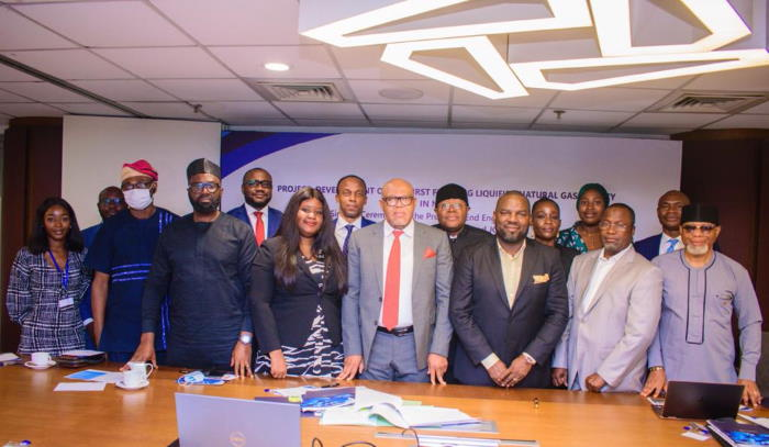 UTM Offshore Limited, a Nigerian marine services company, signed a pre-Front End Engineering Design (Pre-FEED) contract with JGC Corporation of Japan for the development of a floating liquefied natural gas (LNG) project offshore Nigeria, featured in Africa PORTS & SHIPS maritime news