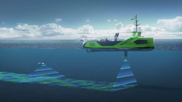 Ocean Infinity robotic autonomous ships, featured in Africa PORTS & SHIPS maritime news