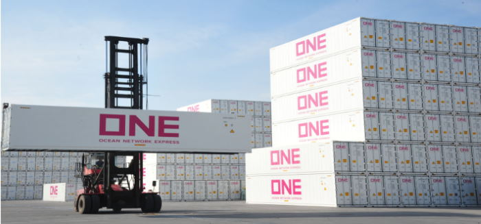 ONE reefer boxes, fleet to be expanded. Picture courtesy: ONE, featured in Africa PORTS & SHIPS maritime news