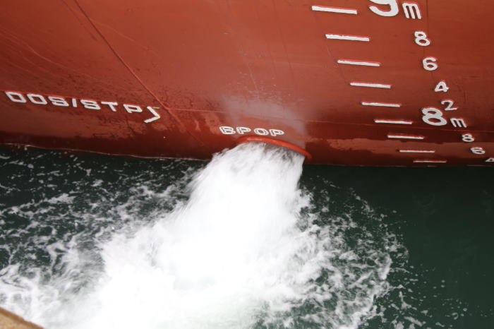 Shipowners face a race against time to install ballast water treatment systems within an IMO compliance deadline. Picture: IMO and featured in Africa PORTS & SHIPS maritime new