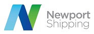 Newport Shipping logo featured in Africa PORTS & SHIPS maritime news