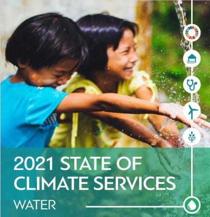WMO report on the state of world water