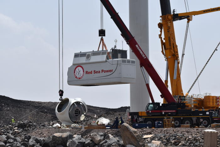 The project is the first renewable energy installation in Djibouti.