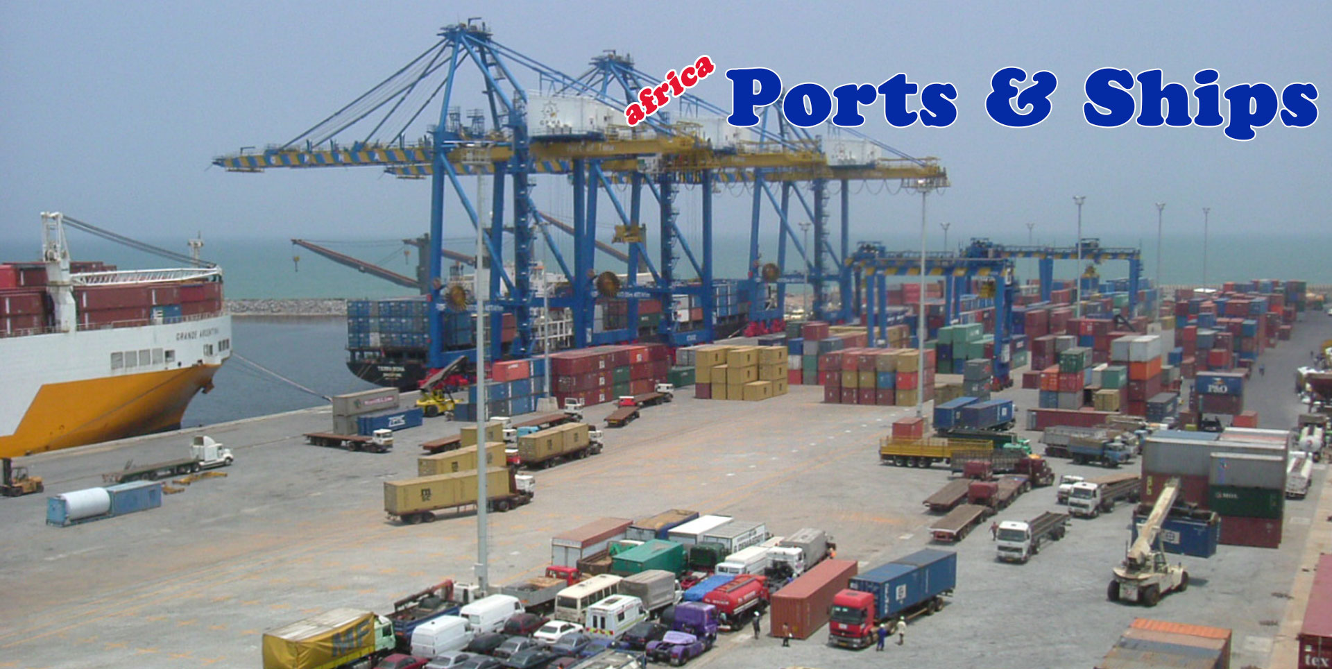Directory - Africa Ports